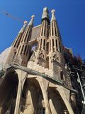 Sagrada Familia Photo libre de droits