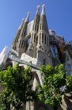 Sagrada Familia stockfotos