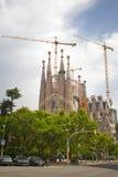 Sagrada Familia Image libre de droits