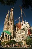 Sagrada Familia Royalty-vrije Stock Afbeelding