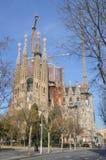 Sagrada Familia Immagini Stock