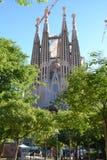 Sagrada Familia Photo stock