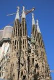Sagrada Familia Fotografía de archivo