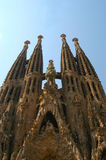 Sagrada Familia Royalty Free Stock Images
