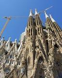 Sagrada Familia Imagens de Stock Royalty Free