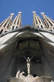 Sagrada Familia Photo stock