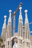 Sagrada Familia Immagini Stock Libere da Diritti