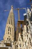Sagrada Familia στοκ φωτογραφίες