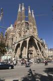 Sagrada Familia Stockbilder