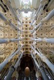 Sagrada Familia in Barcelona Royalty Free Stock Image