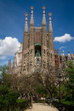Sagrada Familia (Barcelona) Royalty Free Stock Photography