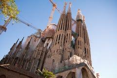 Sagrada Familia Barcelona Imagem de Stock