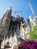 Sagrada Familia, Barcelona Zdjęcia Royalty Free
