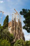 Sagrada Familia Barcelona Lizenzfreie Stockbilder