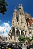 Sagrada Familia, Barcelona Royalty-vrije Stock Foto's