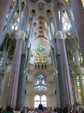 Sagrada Familia in Barcelona Stock Fotografie