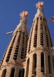 Sagrada Familia, Barcelona Fotografía de archivo
