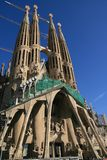 Sagrada Familia, Barcelona Royalty-vrije Stock Foto