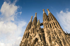 Free Sagrada Familia, Barcelona Royalty Free Stock Photos - 41929558