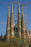 Sagrada Familia, Barcelona Imagenes de archivo