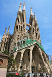 Sagrada Familia (Barcelona) Royalty Free Stock Images