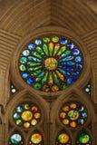 Sagrada Familia Barcelona Imagen de archivo libre de regalías