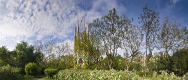 Sagrada Familia, Barcelona Royalty Free Stock Photo