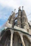 Sagrada Familia, Barcelona. Royalty Free Stock Image