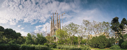 Sagrada Familia, Barcelona Stock Photo