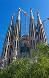 Sagrada Familia - Barcelona - Europe Royalty Free Stock Photography