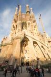 Sagrada Familia, Barcelona Royalty Free Stock Photos