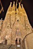 Sagrada Familia, Barcelona Stock Images