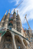 Sagrada Familia, Barcelona Stock Photography