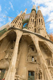 Sagrada Familia, Barcelona Royalty Free Stock Photos