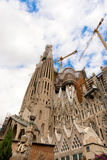 Sagrada Familia, Barcelona Stock Image