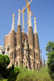 Sagrada Familia.Barcelona. Stock Photo