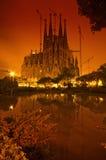 Sagrada Familia, Barcelona - Spain Royalty Free Stock Image