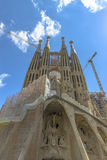 Sagrada Familia, Barcelona, Spain Stock Images