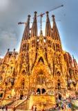 Sagrada Familia Royalty Free Stock Photo