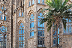 Sagrada Familia, Barcelona, Spain, Europe Royalty Free Stock Photography