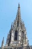 Sagrada Familia in Barcelona,Spain Royalty Free Stock Photos