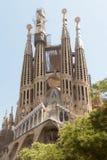 Sagrada Familia Barcelona Royalty Free Stock Image