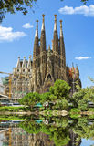 Sagrada Familia. Stock Images