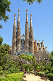 Sagrada Familia. Royalty Free Stock Image