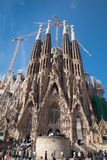 Sagrada Familia, Barcelona Spain Royalty Free Stock Photo