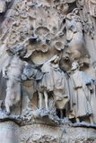 Sagrada Familia, Barcelona. Stock Photography