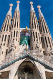 Sagrada Familia, Barcelona,Spain Stock Photo