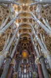 Sagrada Familia. Basílica Sagrada Familia from Barcelona Royalty Free Stock Photos