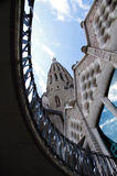 Sagrada Familia cathedral. In Barcelona, designed by Gaudi Stock Images