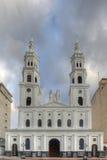Sagrada Familia cathedral in Bucaramanga Stock Image
